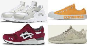 10 รองเท้าผ้าใบผู้หญิง 2016 ตัวไหนเด็ด