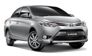 Toyota Vios 2016 ราคาเริ่ม 599,000 บาท เครื่องใหม่ เกียร์ใหม่ รองรับ E85