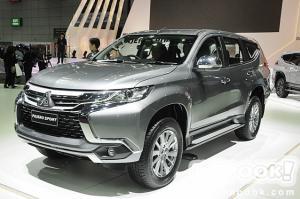Mitsubishi Pajero sport 2016 ค้างส่งรถเป็นหมื่นคัน ปรับเร่งการผลิต