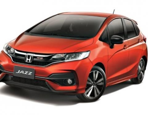 Honda Jazz 2017 ไมเนอร์เชนจ์ใหม่ เพิ่มรุ่น RS และ RS+ เคาะราคาเท่าเดิม