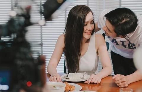 ศรราม เปิดใจเรื่องรัก นิโคล ครั้งแรก รับรักนี้จริงจังมาก ถึงขั้นคิดแต่งงาน