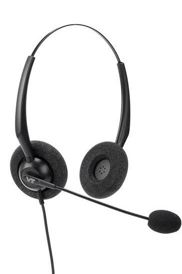 ชุดหูฟังสำหรับ Call Center แบบเชื่อมต่อ USB