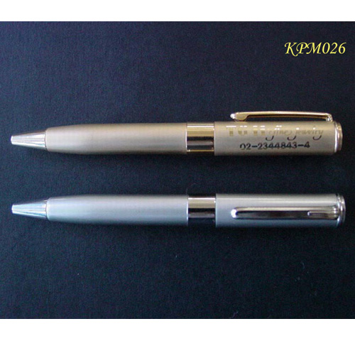 รับผลิต สั่งทำ ปากกาโลหะ ราคาถูก พร้อมสกรีนโลโก้ฟรี ตรงจากโรงงาน