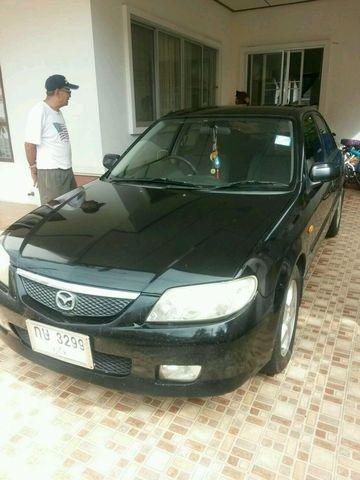รถมาสด้า323 โปรติเจ้ Mazda 323 Proteje 85000 บาท