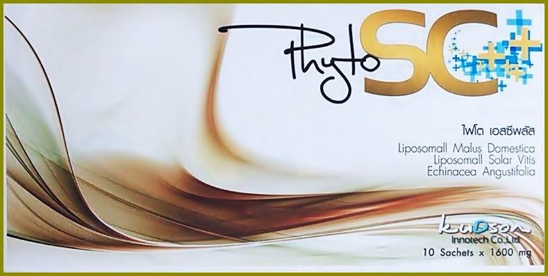 Phyto SC Plus Stem Cell, ไฟโตเอสซีพลัส สเต็มเซลล์