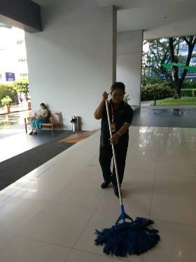 บริษัทรับจ้างบริการทำความสะอาด  โทรศัพท์ 02-907-4472