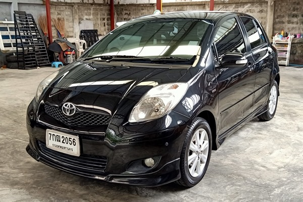 Toyota yaris 1.5S Limited วิ่ง 56,000 กิโล