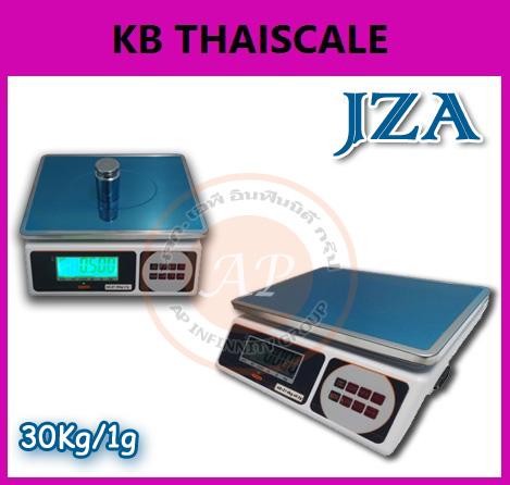 เครื่องชั่งน้ำหนักดิจิตอลตั้งโต๊ะ 3-30kg ยี่ห้อ JZA ราคาประหยัด