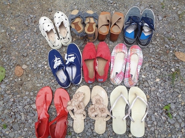 รองเท้ามือสอง Goo Tist Shop