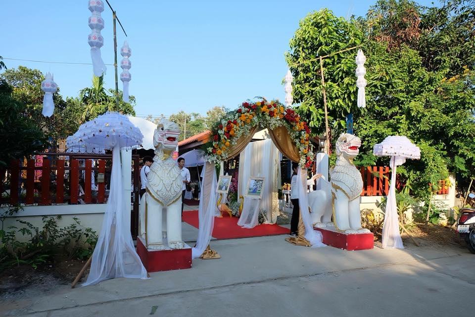 ฮา-นี่ ออแกไนซ์เซอร์ รับจัดงานแต่งงาน งานอีเว้นท์ การแสดง Prewedding ชุดเช่า Pertty MC